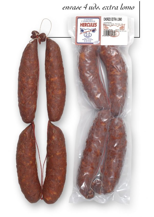 Chorizo Extra Ristra